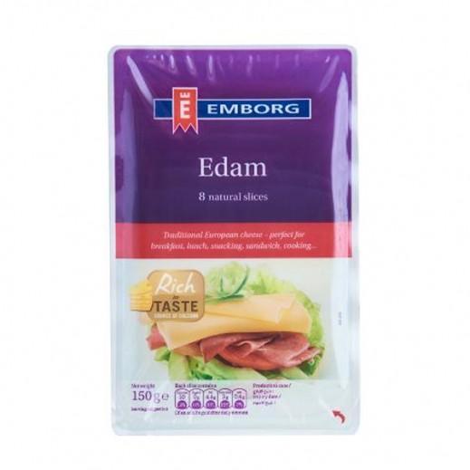 "إيمبورج – شرائح جبنة ""إيدام"" 150 جم"