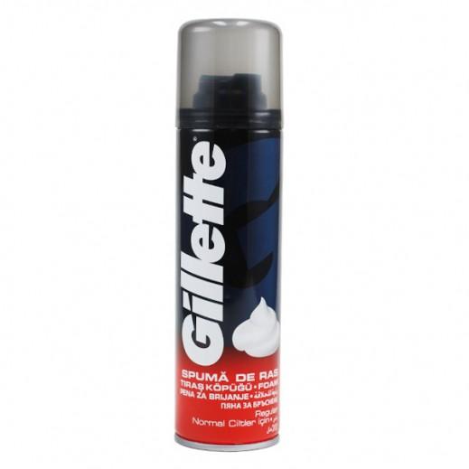 جيليت – رغوة للحلاقة للبشرة العادية – 300 مل