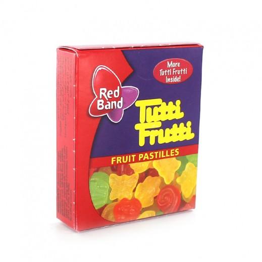 توتي فروتي – أقراص حلوي بالفواكه 18 جم