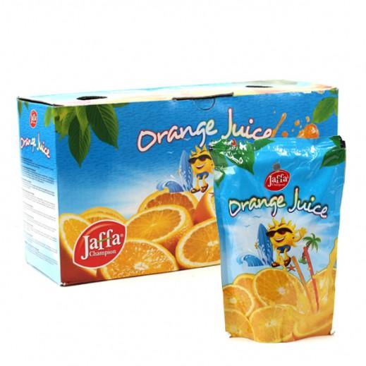چافا – شراب عصيربنكهة البرتقال 10×200 مل