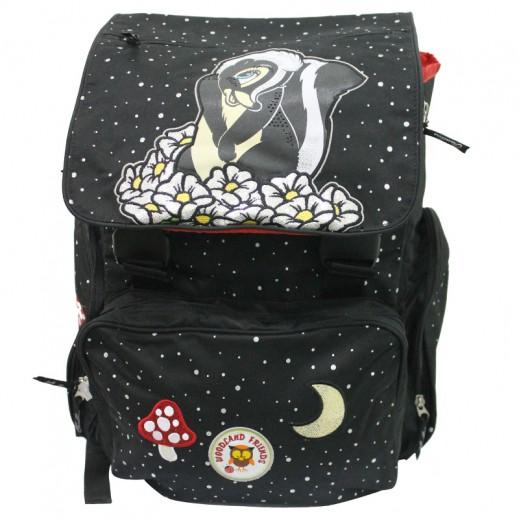 ديزني – حقيبة مدرسية – أسود وأصفر