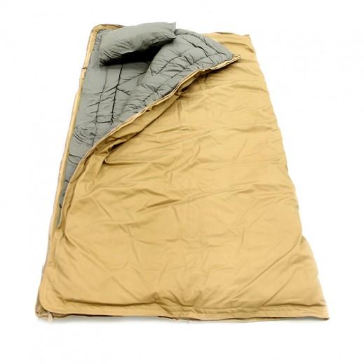 رامادان - كيس نوم فاخر مع وسادة داخلية 120 × 200 سم