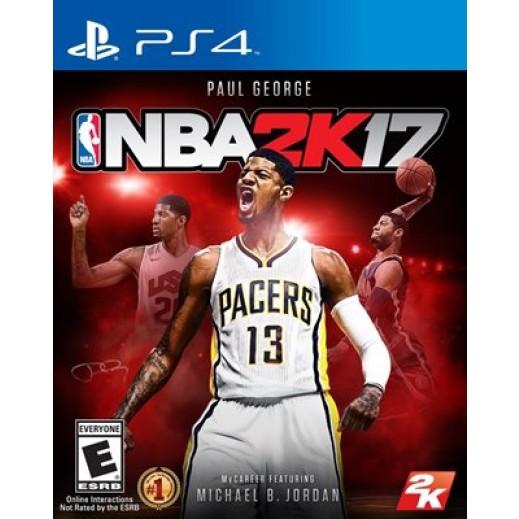 لعبة NBA 2K17 - EARLY TIP OFF EDITION لجهاز PS4 نظام PAL