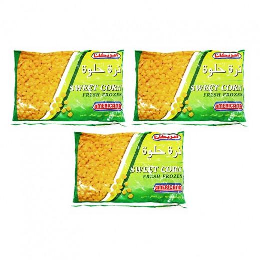 أمريكانا - ذرة حلوة 450 جم (3 حبة) - عرض التوفير