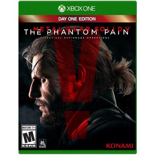 لعبة METAL GEAR SOLID V: THE PHANTOM PAIN لاجهزة اكس بوكس ون نظام NTSC