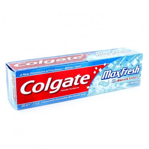 كولجيت – معجون أسنان ماكس فريش كول بالنعناع  100 مل