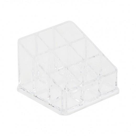 مربع زجاجي لحفظ أدوات التجميل 8811