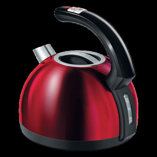 سانكور غلاية ماء كهربائية ذكية 1.5 لتر 2400 واط احمر SWK1572RD