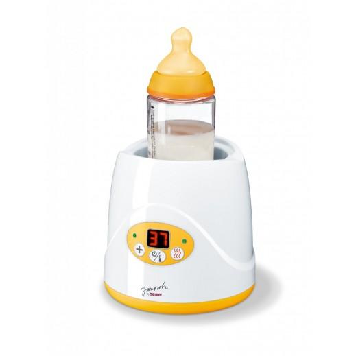 بيورير - جهاز تسخين أغذية وزجاجات الأطفال JBY52