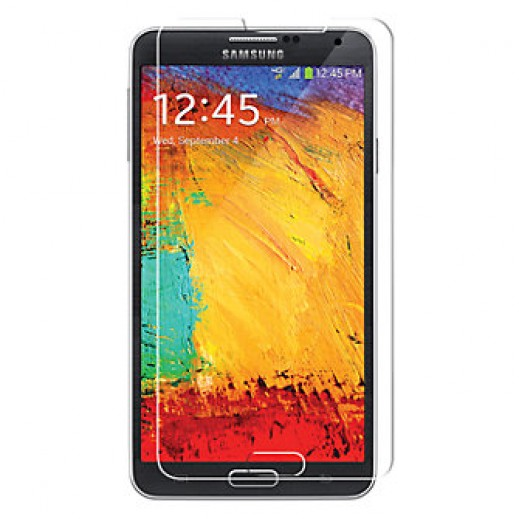 Tempered Glass Screen Protector For Galaxy Note 3