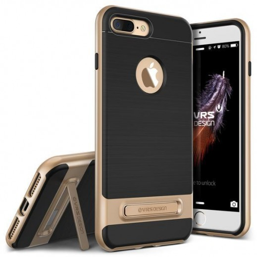 Verus High pro Shield For iPhone 7 Plus Shine Gold