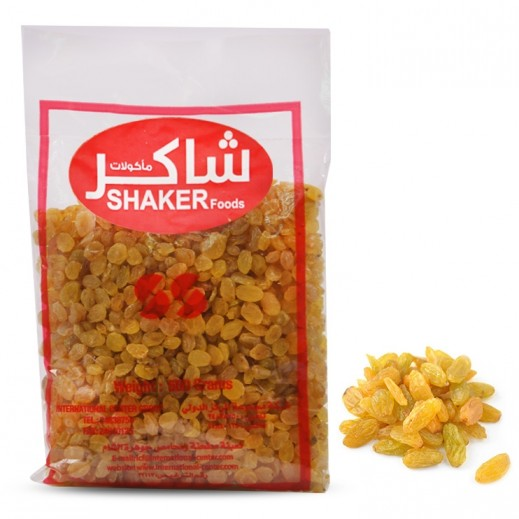 Shaker Iranian Golden Raisin 500 g
