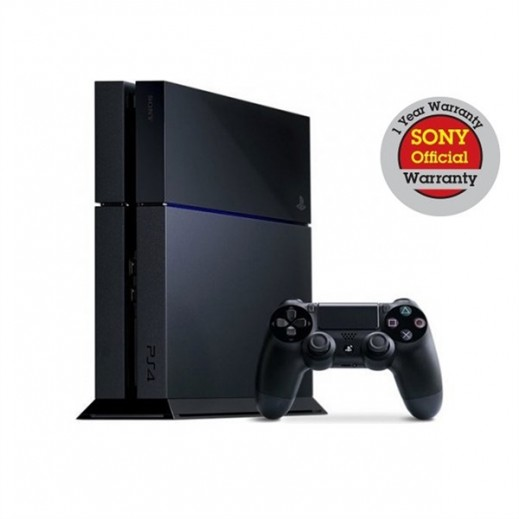 Sony Playstation 4 - PAL - 1 TB