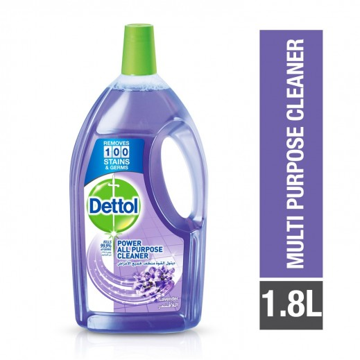 Dettol Lavender Healthy Home All- Purpose Cleaner 1.8 L
