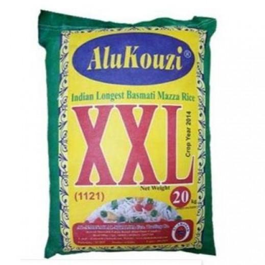 Alu Kouzi First Class XXL Basmati  Rice 20 kg