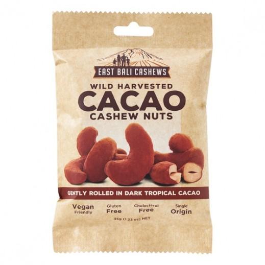 East Bali Cashews Cacao Cashew Nuts 35 g