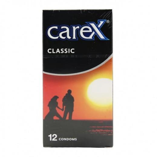Carex Classic Condoms 12 Pieces