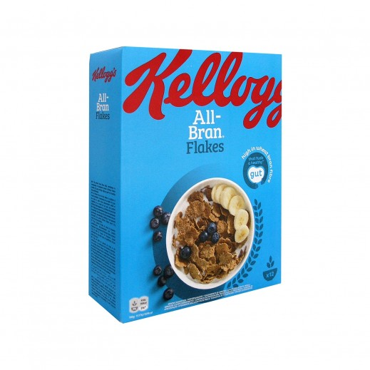 Kellogg's All-Bran Wheat Flakes 375 g