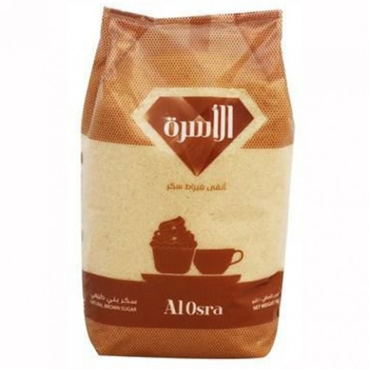 Alosra Brown Sugar 1 kg