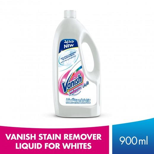 Vanish Fabric  Stain Remover Liquid White 900 ml