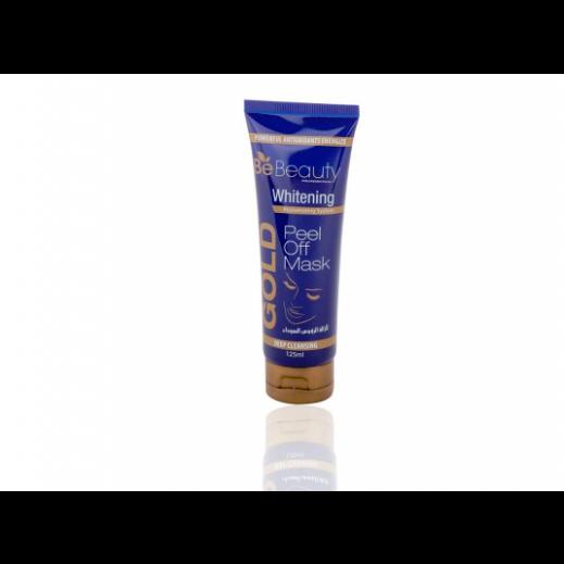 Be Beauty Peel Off Mask Gold 125 ml