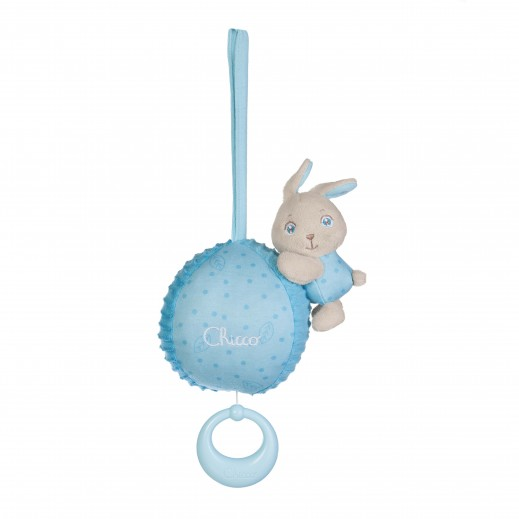 Chicco Soft Cuddles Music Box Blue