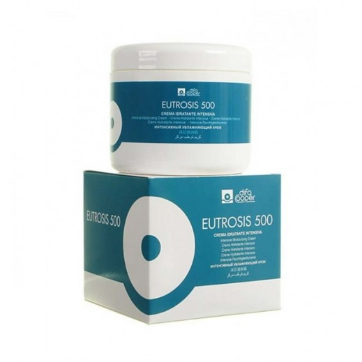 Difa Cooper Eutrosis 500 Intensive Moisturizing Cream 500 ml