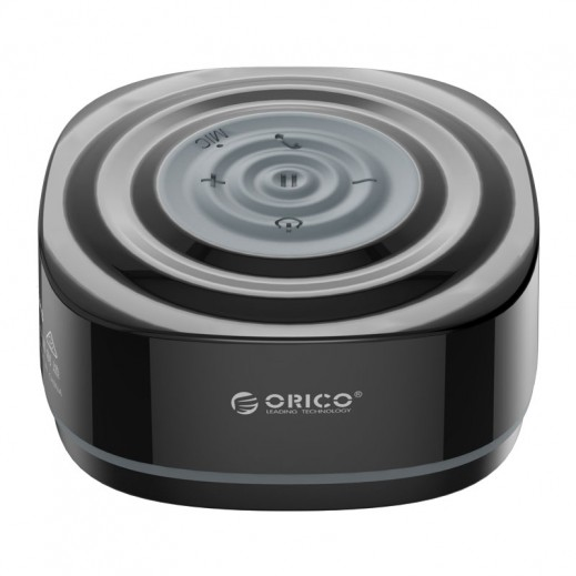 Orico Suction Cup Portable Bluetooth Speaker - Black