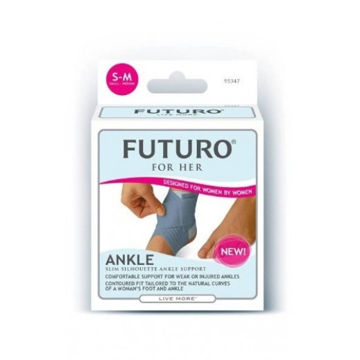 Futuro Ankle For Her Wrap Around Support S/M