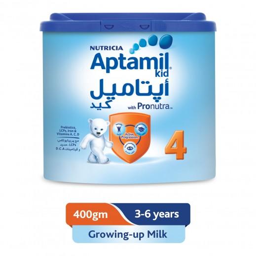 Aptamil Growing Up Milk Kid Stage 4 400 g (From 3-6 Years)