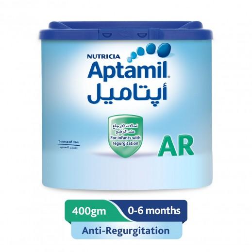 Aptamil Anti-Regurgitation Milk 400 g (From Birth Onwards)