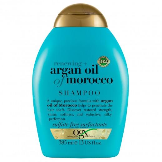 Ogx Renewing Argan Oil Of Morocco Shampoo 385 ml