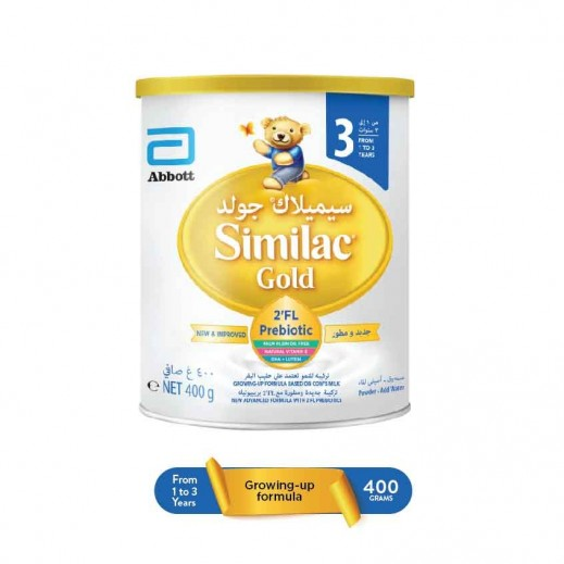Similac Gold Stage 3 (1 - 3 Years) 400 g