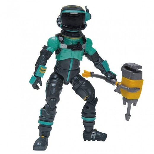 Jazwares Fortnite Series 2 Solo Mode Collectible Figure - Toxic Trooper