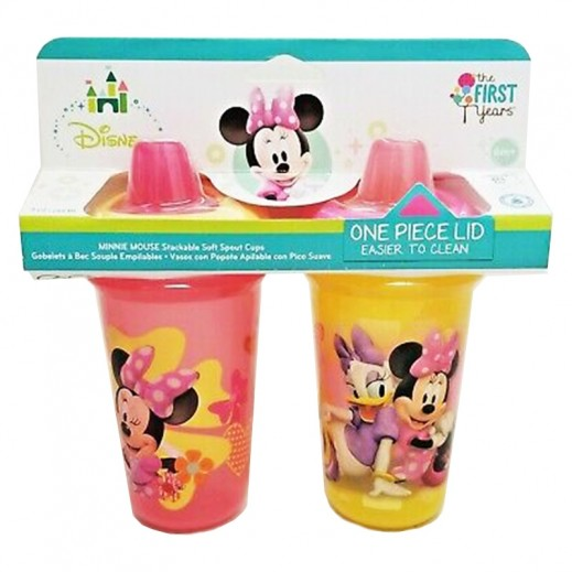 Disney The First Years Baby Soft Spout Cup 266.16 ml Minne