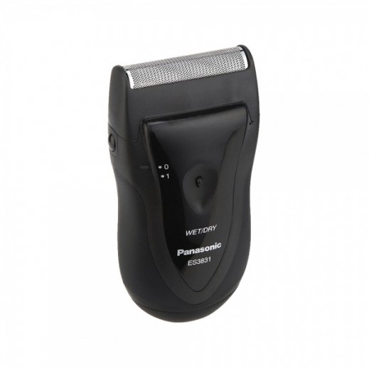 Panasonic Battery Operated Shaver ES-3831