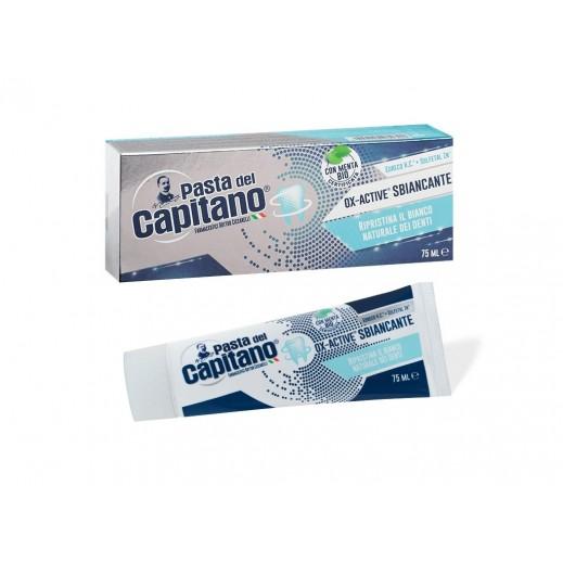 Pasta Del Capitano Ox Active Whitening Toothpaste 75 ml