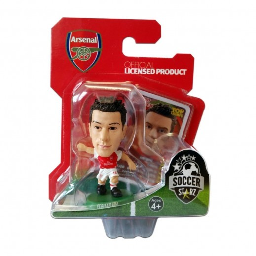 Soccerstarz Arsenal Aaron Ramsey Figure
