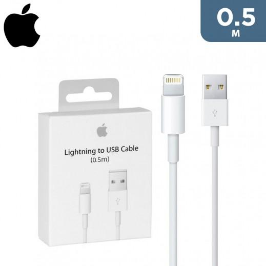 Apple Lightning to USB Cable 0.5m