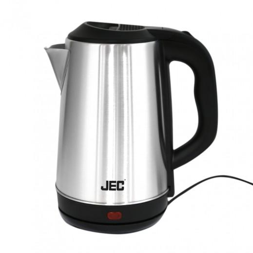 JEC 1500W Steel Kettle 2.5L