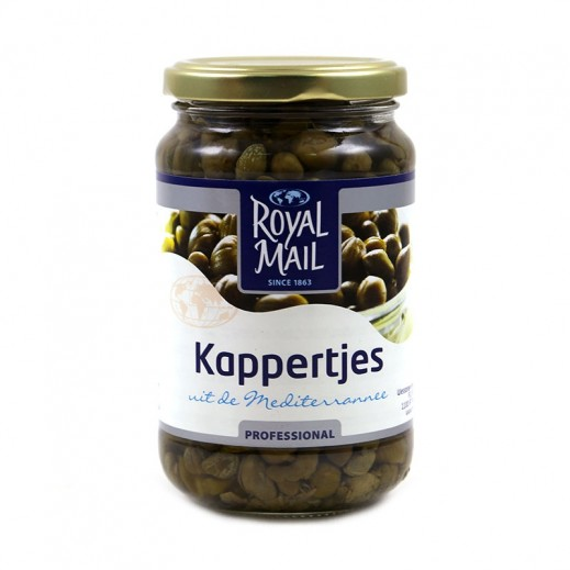 Royal Mail Capers In Vinegar 350 g