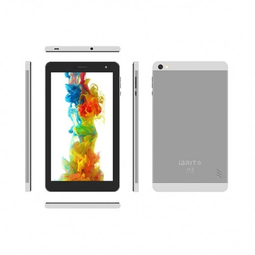 "iBRIT Max 4 7"" 8 GB Tablet – Silver"
