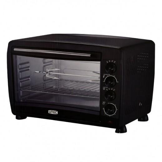 UTEC Electric Oven 2000W 50L - Black