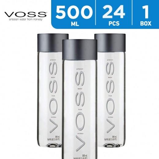 Voss Still Water Plastic 24 x 500 ml
