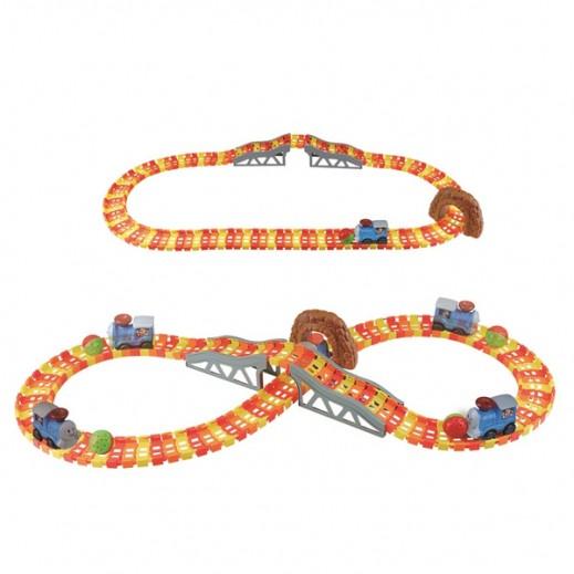 PlayGo Under Tunnel Train Set