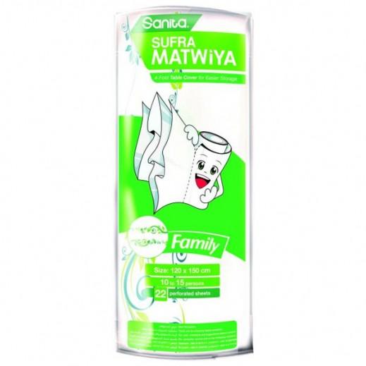 Sanita Matwiya Family Table Cover (120x150 cm)
