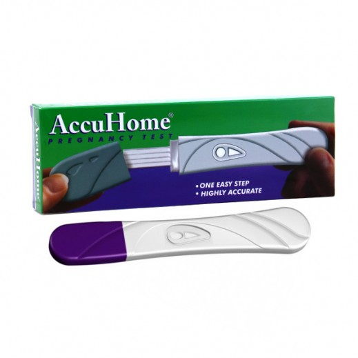 Accuhome Highly Accurate Pregnancy Test