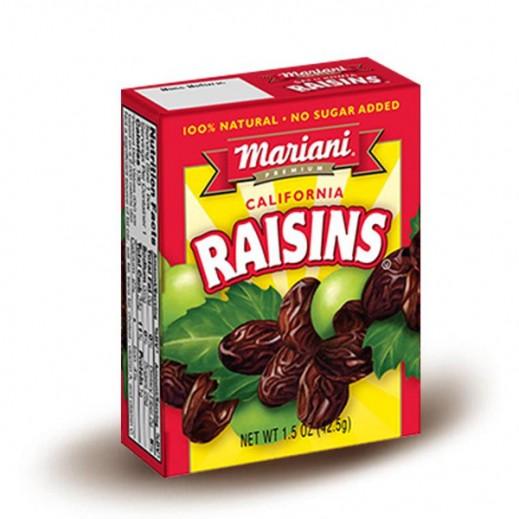 Mariani California Raisins 42.5 g
