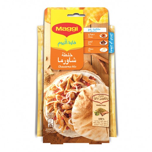 Maggi Mix Chicken Shawarma  40 g