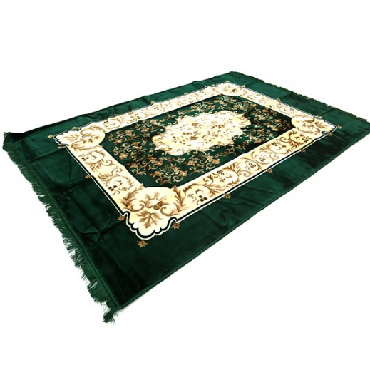 Dunia Chinese Carpet (200 x 300 cm) - Green